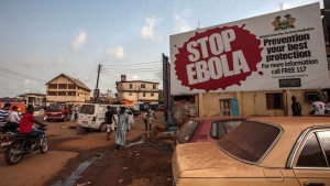Corpse in Sierra Leone tests positive for Ebola a day after West Africa declared virus free